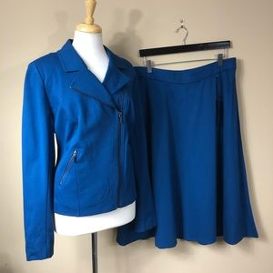 🆕2pc. Jacket and Skirt Set